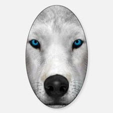 Arctic Wolf Decal