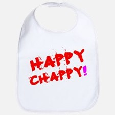HAPPY CHAPPY! Baby Bib