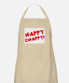 HAPPY CHAPPY! Apron