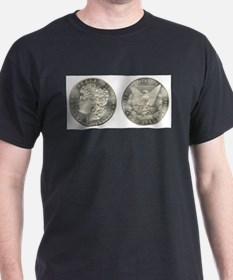 Morgan Dollars T-Shirt
