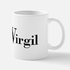 I Love Virgil Mugs