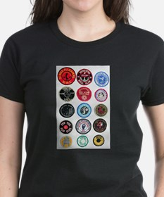 NORTHERN SOUL PATCHES T-Shirt