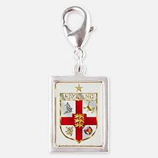 England Football Shield Charms