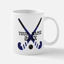 Field Hockey Personalized Mugs