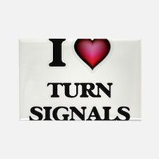 I love Turn Signals Magnets