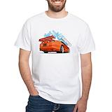 Toyota supra Mens Classic White T-Shirts