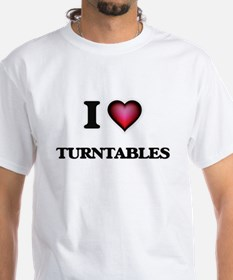 I love Turntables T-Shirt