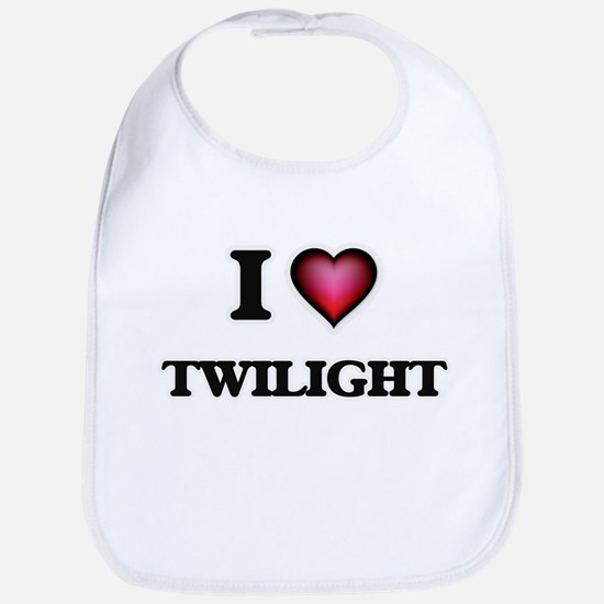 I love Twilight Baby Bib