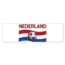 TEAM NEDERLAND DUTCH Bumper Bumper Sticker