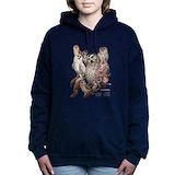 Owl Hooded Sweatshirt