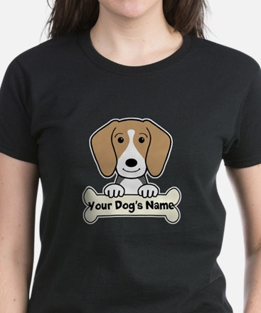 Personalized Beagle Tee