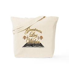 Great Writers Tote Bag