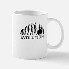 BIKER EVOLUTION Mug