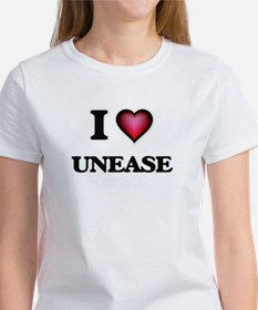 I love Unease T-Shirt