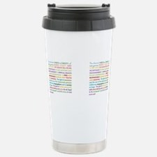 Cute Principles Travel Mug
