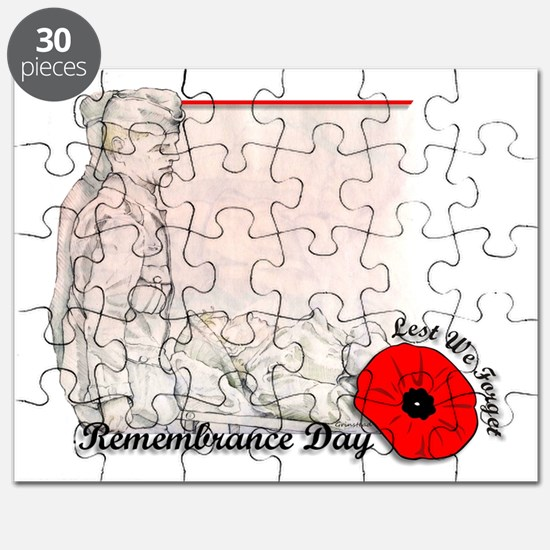 Remembrance Day Puzzle