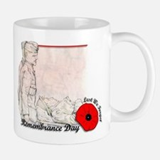 Remembrance Day Mugs