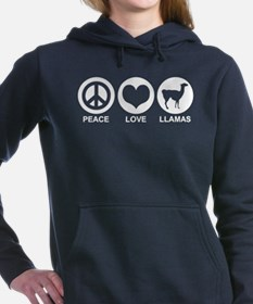 peacelovellamas2 Sweatshirt