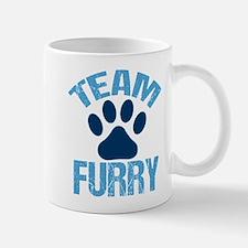 Team Furry Small Small Mug