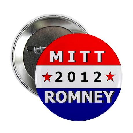 "Romney 2012 2.25"" Button"