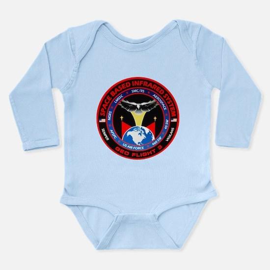 GEO-3 Long Sleeve Infant Bodysuit