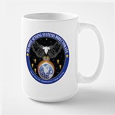 Remote Sensing Dir. Large Mug Mugs