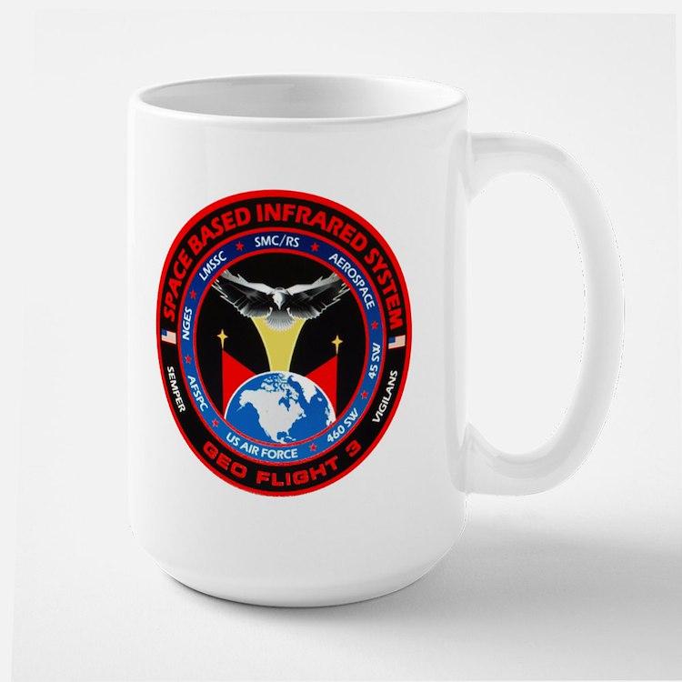 GEO-3 Large Mug