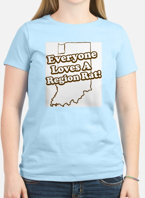 Everyone Loves A Region Ra T-Shirt