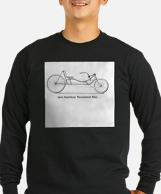 Patent Art Long Sleeve T-Shirt