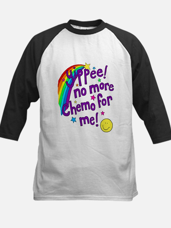 No more chemo - purple.BMP Baseball Jersey