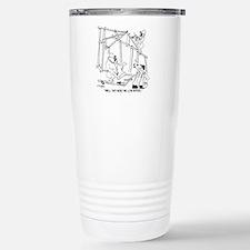 Funny Monkey Travel Mug