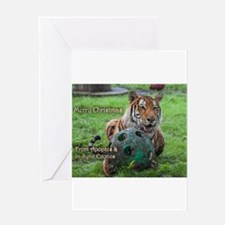 Apophis Picture Ornament Greeting Cards