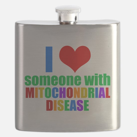 Mitochondrial Disease Flask