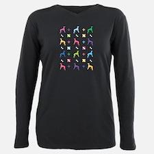 Whippet Designer T-Shirt