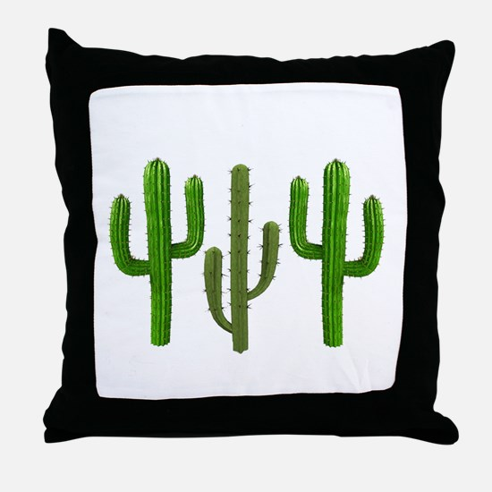 DESERT Throw Pillow