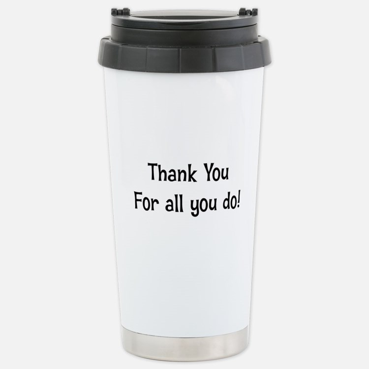 Cute Nurses week Travel Mug