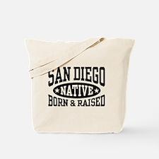 San Diego Native Tote Bag