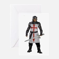 PROTECTOR Greeting Cards
