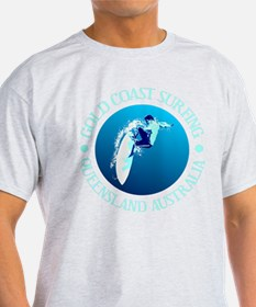 Gold Coast Surfing T-Shirt