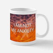 I Am Not My Anxiety Mugs