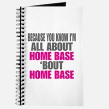 I'm All About Home Base Journal