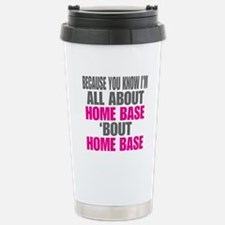 I'm All About Home Stainless Steel Travel Mug