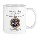 Inauguration Small Mugs (11 oz)
