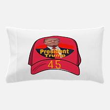 President Trump 45 Pillow Case