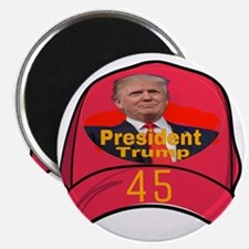 President Trump 45 Magnets