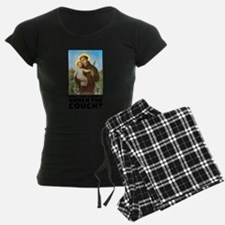 St. Anthony Religious Humor Pajamas