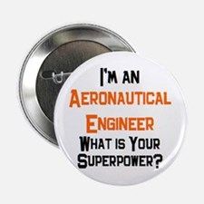 "aeronautical engineer 2.25"" Button"