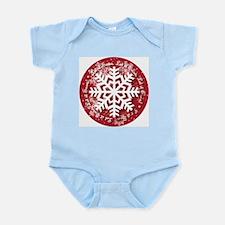 Let It Snow Design Infant Body Suit