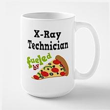 X-Ray Technician Funny Pizza Mugs