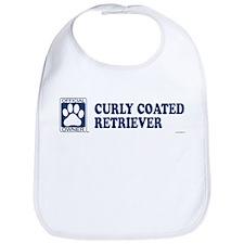 CURLY COATED RETRIEVER Bib